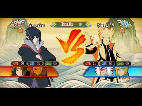 Naruto Shippuden: Ultimate Ninja Storm Revolution Xbox 360 gameplay