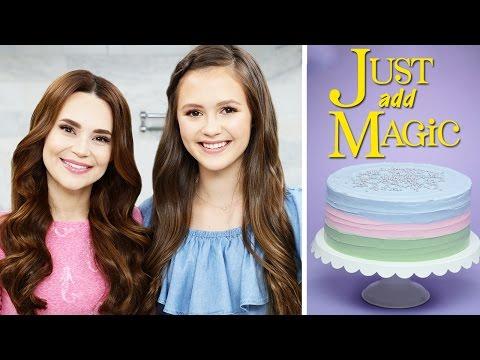 Nerdy Nummies Magic Cake