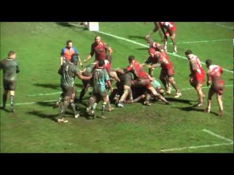 rugby Lille vs Massy résumé