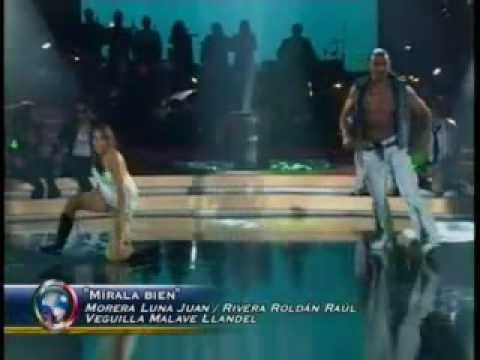 Duelo de Reggaeton Eslovaquia Panamá y México