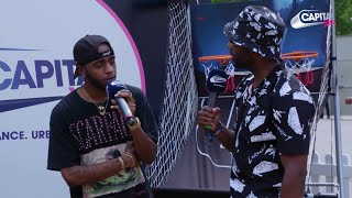 6LACK On Summer In London, Upcoming Collaborations & His UK Fans