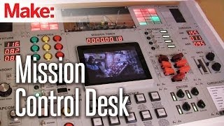 Making Fun: Mission Control Desk