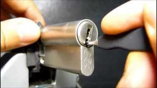 AGB Scudo 5000 Dimple lock 7 pins