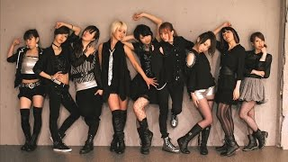 Pomp And Circumstance【威風堂々】- By Mes ( English Ver. ) feat 9 girls dance