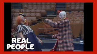 Ringling Bros. Clown College | Real People | George Schlatter
