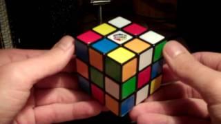 Rubik's Cube Perfect Scramble