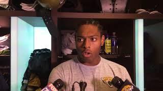 Jalen Ramsey highly regards Pittsburgh's Antonio Brown