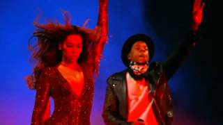 Beyonce Jay Z On The Run Part Ring The Alarm