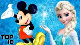 Top 10 Most Hated Disney Characters - Part 2