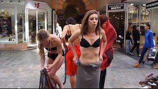 4 Brave Women Undress for Important Message