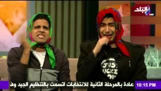 فيديو مسخرة السنين هتفصل ضحك ثنائي مسرح مصر في مشهد كوميدي برنامج جد جدا