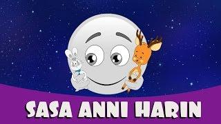 Sasa Anni Harin   Marathi Story for Children (Marathi Goshti)   Marathi Kids Stories
