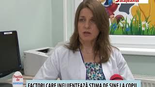 PASTILA DE SANATATE   FACTORI CARE INFLUENTEAZA STIMA DE SINE LA COPII