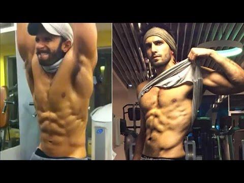 Xxx Mp4 Ranveer Singh HOT Workout Video Hardcore Abs Workout 3gp Sex