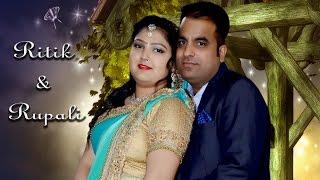RUPALI & RITIK PRE WEDDING