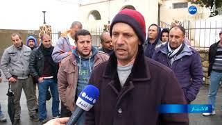 """شاهد.. سكان قرية """"آيت القاسم"""" ببوغني بتيزي وزو يمنعون هدم مسجد"""