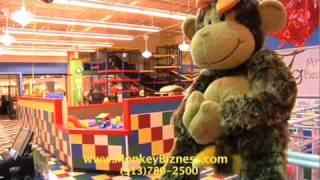 Monkey Bizness in Olathe, Kansas 913-780-2500