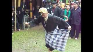 Upacara Adat KI LÉNGSÉR nyambut Tatamu ti Minangkabau