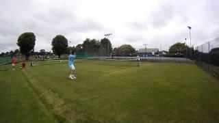 touchtennis Matt Pearce vs Adam Hassan Kent 300 Series S/F Entire match