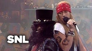Guns N Roses: Kiddie Metal - Saturday Night Live