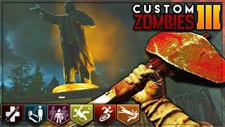 La MEILLEURE MAP de BLACK OPS 3 CUSTOM ?? | Custom Zombies #14