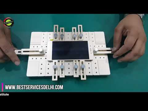 Xxx Mp4 Universal Alignment Mold For Mobile Phone LCD Glass 3gp Sex