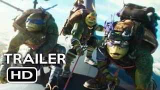 Teenage Mutant Ninja Turtles 2 Official Trailer #2 (2016) Megan Fox Action Movie HD