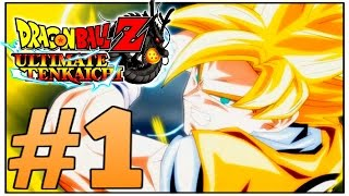 Let's Play Dragon Ball Z: Ultimate Tenkaichi - Part 1 (German/Deutsch/HD) - Der Anfang