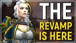 BEST CHANGE?! The World of Warcraft Leveling Revamp Is Here In Patch 7.3.5