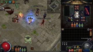 [2.3] POE 6 link Belly of the beast in Prophecy