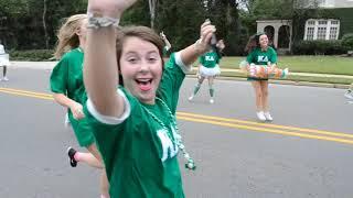 Alabama Homecoming Parade 2017