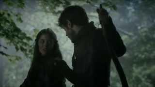 S4E2 Game of Thrones: Ramsay, Myranda & Reek goes on a hunt.