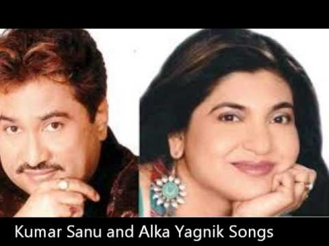 Kumar Sanu and Alka Yagnik Songs♥♥DhuriaAnil♥♥