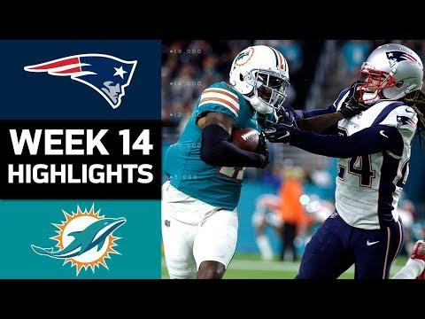 Xxx Mp4 Patriots Vs Dolphins NFL Week 14 Game Highlights 3gp Sex
