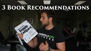 Top 3 Book Recommendations | Anatomy, Movement, Corrective Exercise