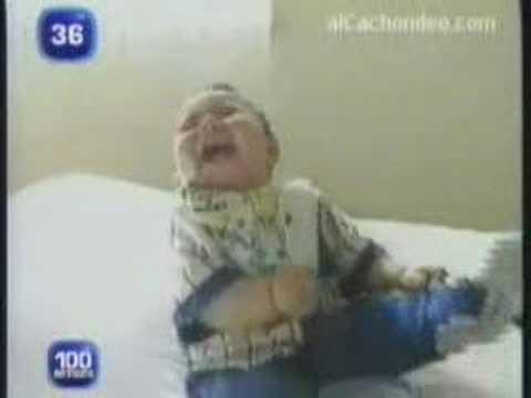 Como Fazer uma Criança morrer de rir