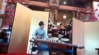 Amazing Grace play the koto: Lisa Kataoka,片岡リサ