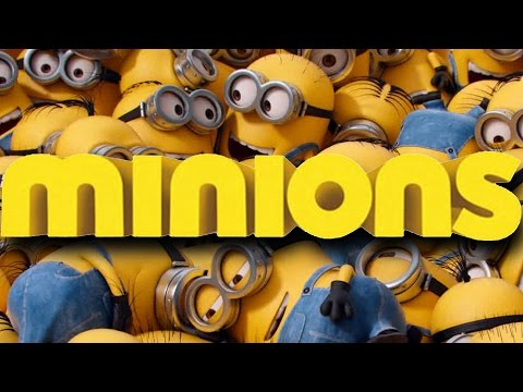Funny Animated MINIONS Short Film Funny Compilation Cartoon Video 2016