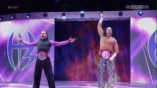 The Hardyz Vs Karl Anderson Luke Gallows Broken Matt WWERAW