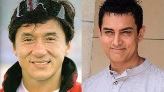 Jackie Chan's Unusual Gift For Aamir Khan