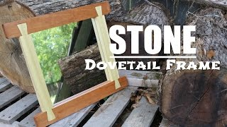 Dovetail Frame - Hand Cut Dovetails