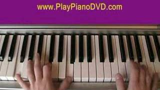 How to play Wait for you by Elliot Yamin on the Piano