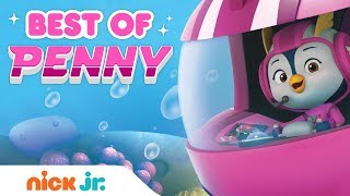 Top Wing: The Best of Penny 💗 Full Episodes Compilation | Nick Jr.