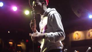 DC Young Fly Stand Up Roast Session Nashville