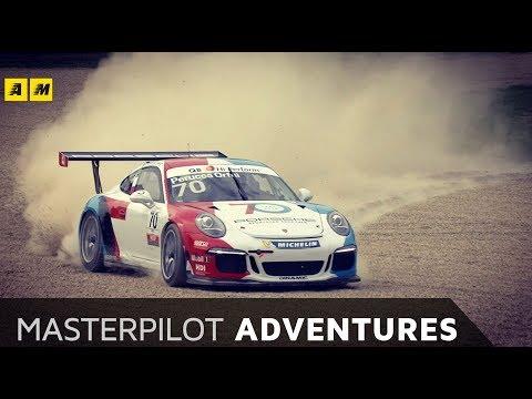 NO Master solo Pilot. Porsche 911 GT3 Cup Imola Carrera Cup Italia 2018