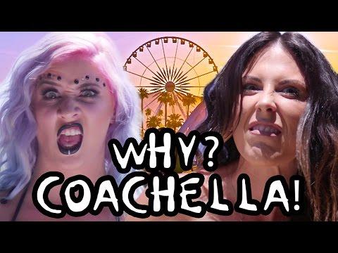 5 Types of Girls At Coachella - MUSIC VIDEO!