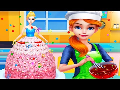 My Bakery Empire Bake Decorate & Serve Cakes Fun Tabtale Kids Games For Girls