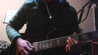 The Pillows - Sha La La Lla (Lead Guitar Cover)