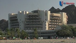 US Television - Oman (Al Bustan Palace)