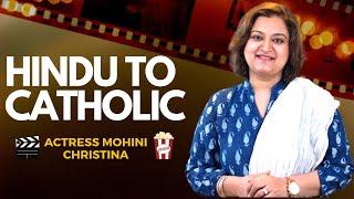 Actress Mohini Christina || Holy Eucharist || Confession|| Indulgences